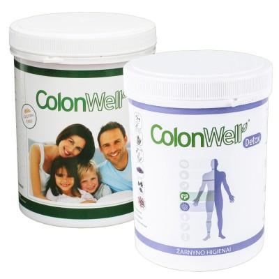 ColonWell + ColonWell Detox
